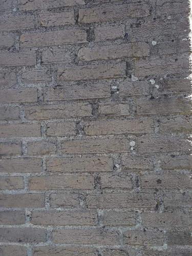 muur voor het reinigen